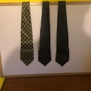 Pierre Cardin ties. 3 for $20!!!